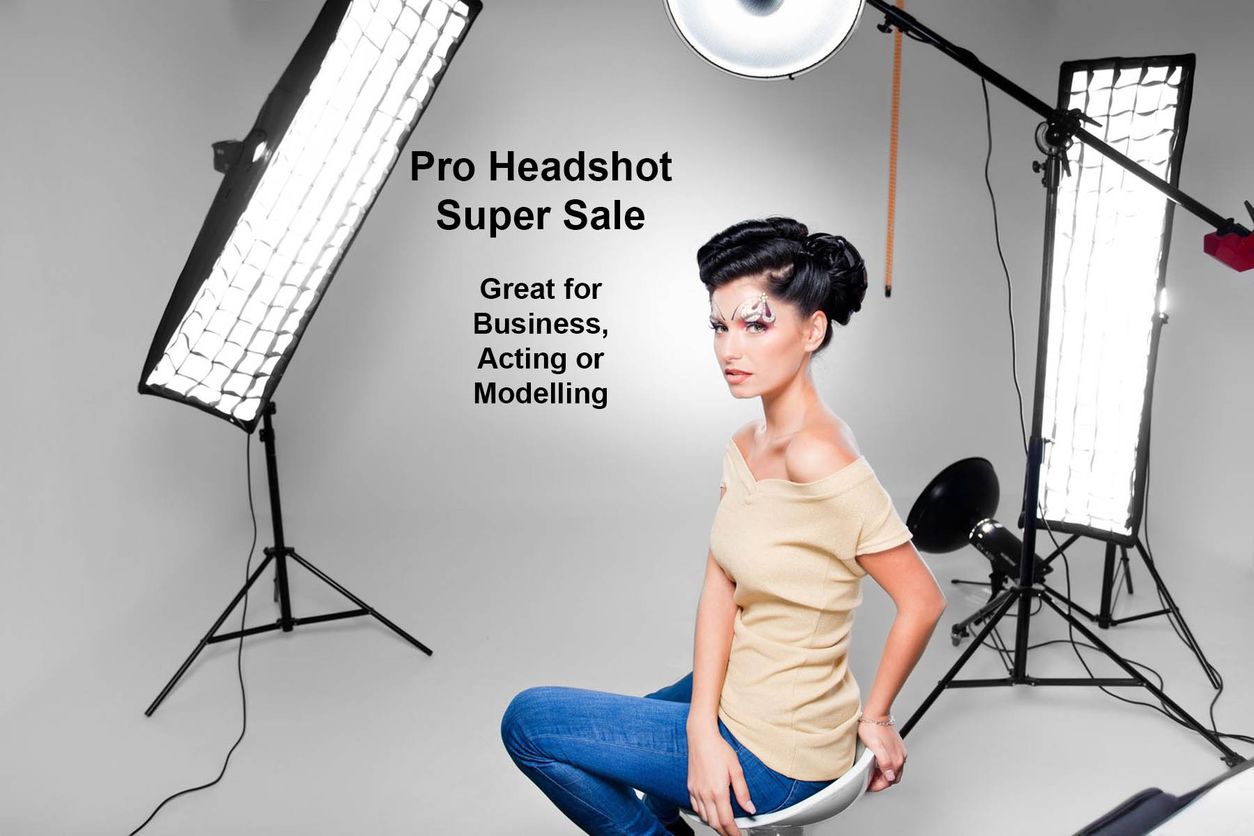 Sudbury headshot Photographer